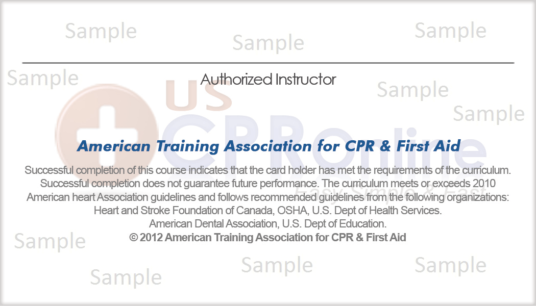 cpr certification aed course card workplace community